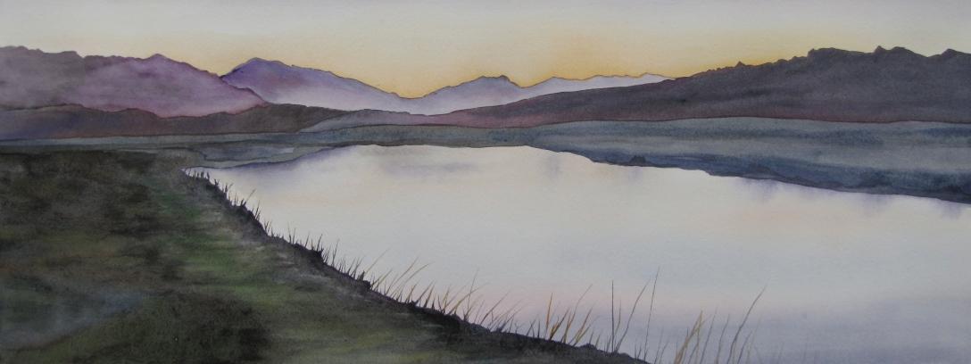 Humboldt Wetlands at Dawn